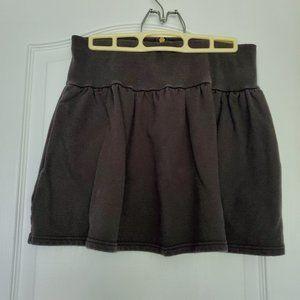 ARITZIA   TALULA Dark Grey Skirt with Pockets
